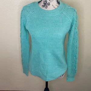 Sweater S teal